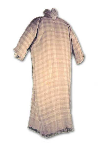 Checked Garment of the Ordinary Priest