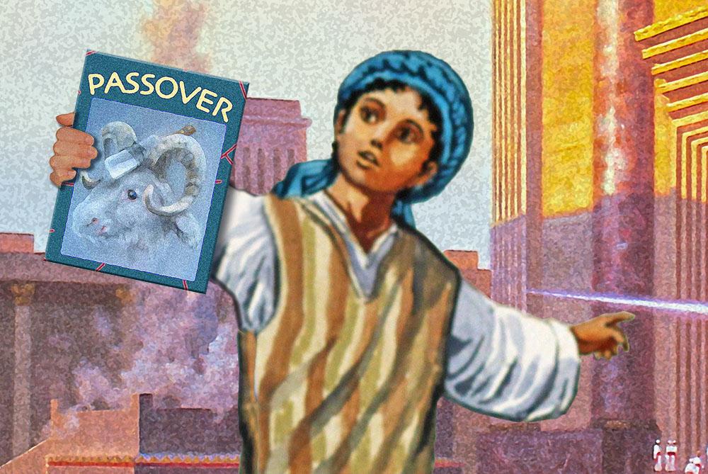 Shlomo's Passover Adventure