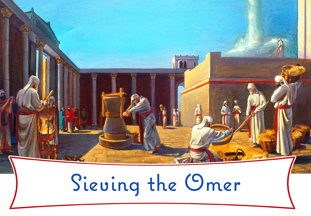 Sieving the Omer