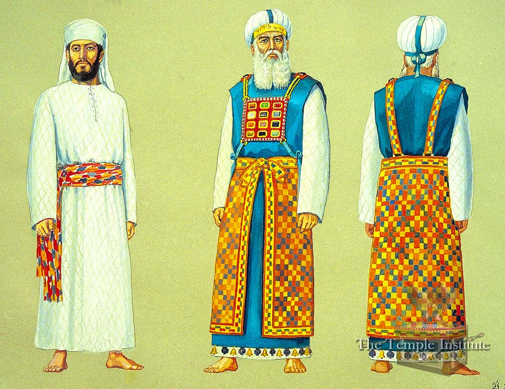 Wardrobe of the High Priest and Ordinary Priests