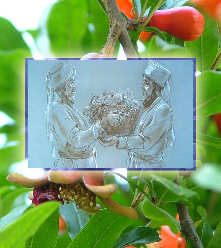 Waving the Basket of Fruit