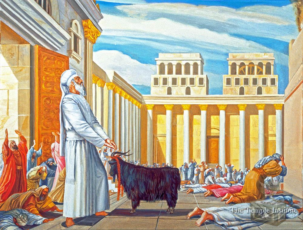 Confession Goat