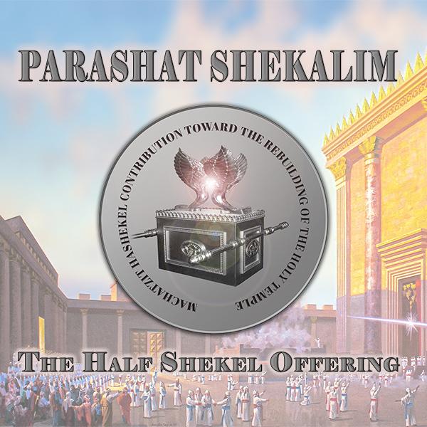 Half Shekel Offering